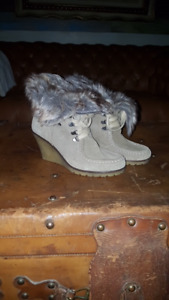 Variety of womens' winter boots