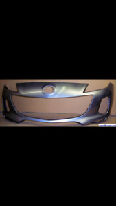 FRONT BUMPER COVER FOR MAZDA