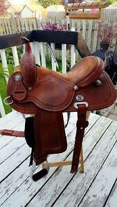 Selle / Saddle  Reinsman