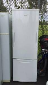 395 liter sharp fridge .   Dimentions is (WxDxH) (mm): 59 cm w x 69 cm