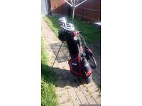 Funlop John Daly Golf Club Set