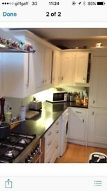 White kitchen granite worktops for sale