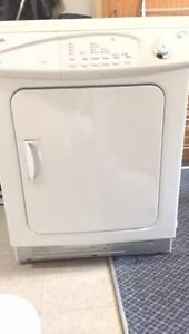 "Stackable 21""x23"" Apartment Size Samsung Dryer"