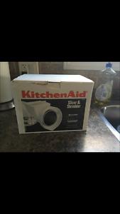 Kitchen Aid Slicer/Shredder Attachment