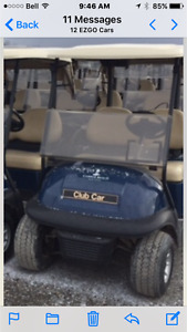 2012 club car precdent with 2015 batteries