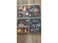 ps3 games. £2 each