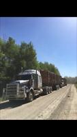 Log Haul Owner Operator or Drivers - Sign on Bonus