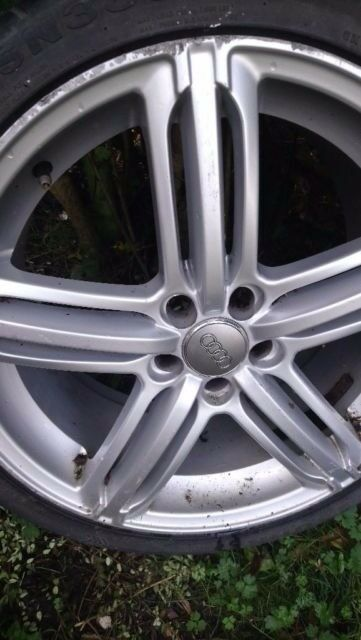 Audi alloys for sale set of 4 5x100 18inch