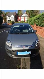 Like new 61 Plate Fiat Punto Evo edition 19,000 miles