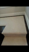 CARPET & VINYL SUPPLY & INSTALL QUALITY  WORKMANSHIP