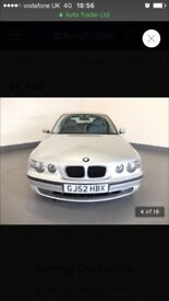 BMW 318i Compact Steptronic
