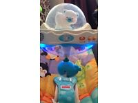Lovely baby bouncer chair