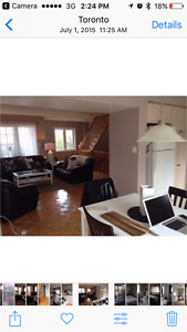 3 Bedrooms and 3 Bathrooms - Townhouse at York University Area