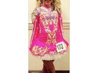 Unique Siopa Rince Irish Dancing Dress - Suit Age 10-12 years old
