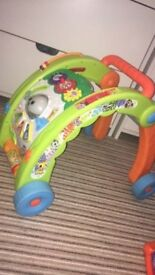 Little Tikes Little Tikes 2-In-1 Walker & Activity Table - Excellent Condition