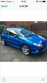 Peugeot 206 1.4 REDUCED
