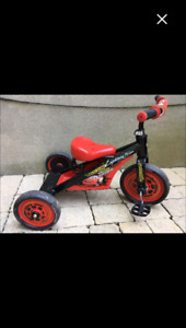 Flash McQueen Tricycle