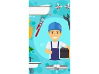 Plumbing maintenance & handyman services