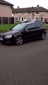 """GOLF GTI MONZA 18"""" ALLOY WHEELS WITH TYRES"""