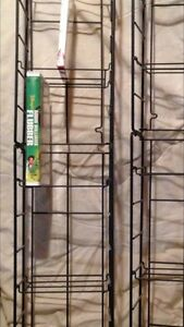 DRASTICALLY REDUCED!! Two Wire Racks for Sale