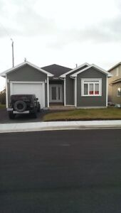 Beautiful House with attached Garage