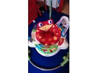 Rainforest Jumperoo (immaculate condition)