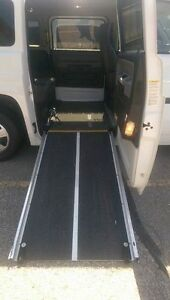 MV-1, the worlds first factory built wheelchair accessible van!