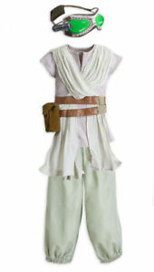Star Wars 'The Force Awakens' Rey Costume 5/6 - like New
