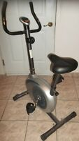VELO STATIONNAIRE TEMPO FITNESS MAGNETIC CYCLE PRSQUE NEUF