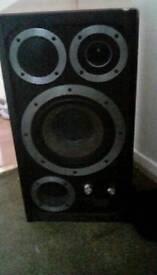 Wharfedale loudspeakers