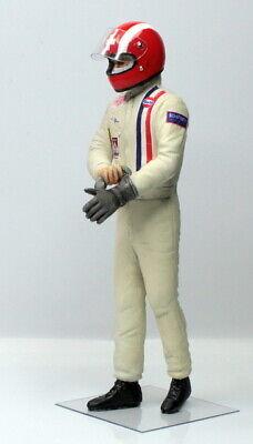 Jo SIFFERT  pilote PORSCHE 917 24h du Mans 1971 1/20 Figurine Diorama Driver