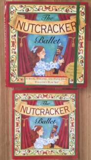 Ultimate ballet package – 5 x books and 1 x Djeco 36 piece puzzle