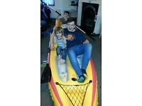 Kayak inflatable Coleman boat