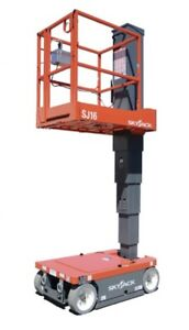 2019 New Skyjack SJ16 Personnel Lift
