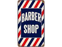 Barber shop lease for sale
