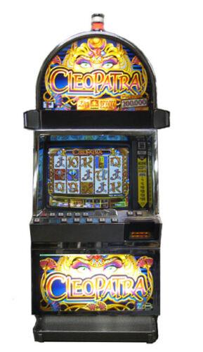 IGT Cleopatra Video Machine