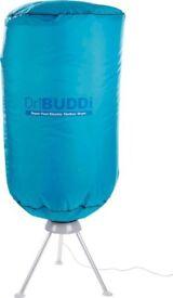 JML Dri Buddi Electric Clothes Dryer Portable Energy Efficient
