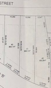 Port Alberni, BC:  City Lots For Sale- Seller Will Build To Suit