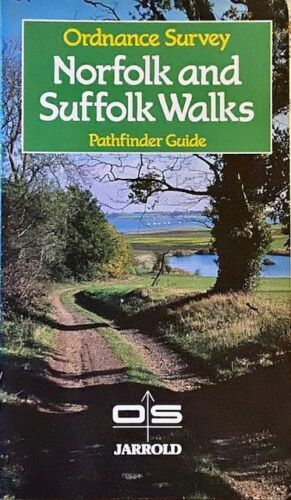 Norfolk & Suffolk Walks (Pathfinder Guides), by Ordnance Survey