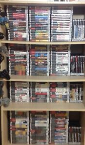 Over 300 Playstation 2 Games and Accessories