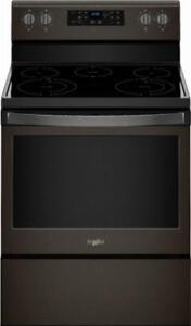 "Whirlpool 30"" 5.3 CU FT Electric Range WFE525S0HV"