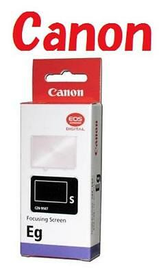 Canon Super Precision Matte Eg-S Interchangeable Focusing Screen New Japan
