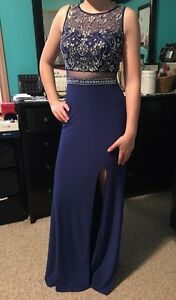 Boutique Prom Dress