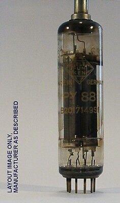TUBE: Elektronenröhre (TV) PY88 Miniwatt [6535]