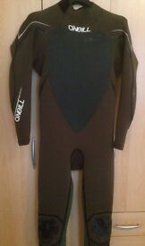 O'Neill Wetsuit - only used on one holiday