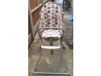 Baby Fruit Salad Highchair