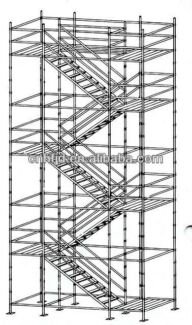 Tonnes of kwikstage Scaffold for sale