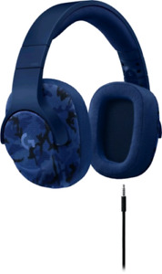 Logitech G433 gaming headset camo blue for sale.