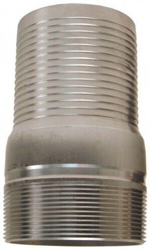 DIXON AST60 Aluminum 6 inch King Combination Nipple NPT Threaded