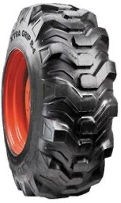 2-tires 19.5l24 Tires Xtra Grip R-4 14pr Tire 19.524 Carlisle 19524